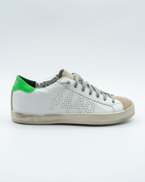Sneaker P448 520 JOHN M FLUOR