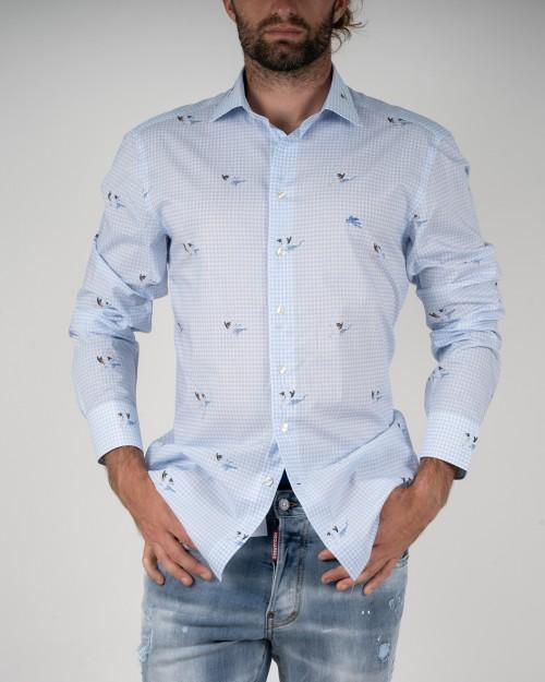 Camisa ETRO 1K526 3256