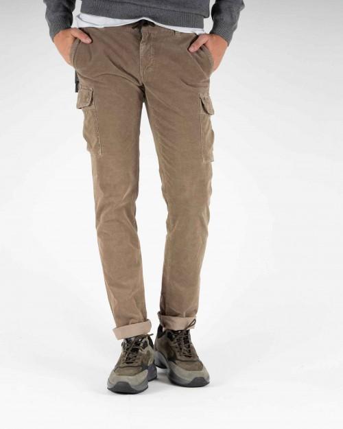 Pantalons cargo MASON'S...