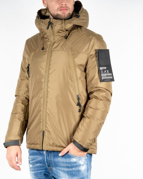 Parka OUTHERE 510-100 CAMEL