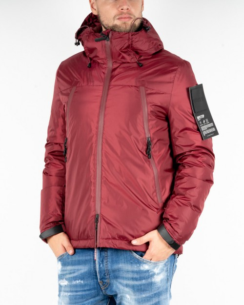 Parka OUTHERE 510-100 MERLOT