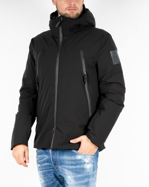 Parka OUTHERE 556-243 BLACK