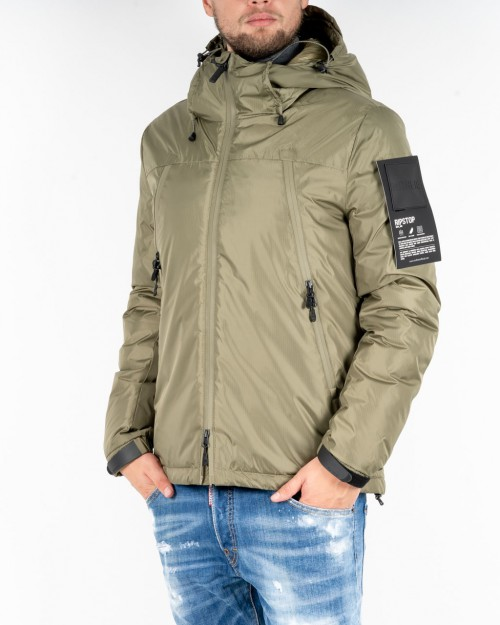 Parka OUTHERE 510-100 STONE...
