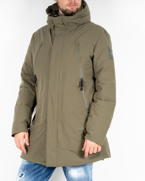 Parka OUTHERE 557-243 MUD...