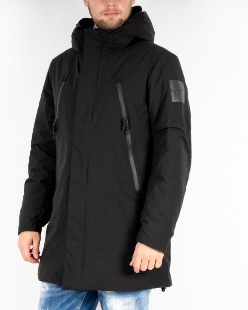 Parka OUTHERE 557-243 BLACK