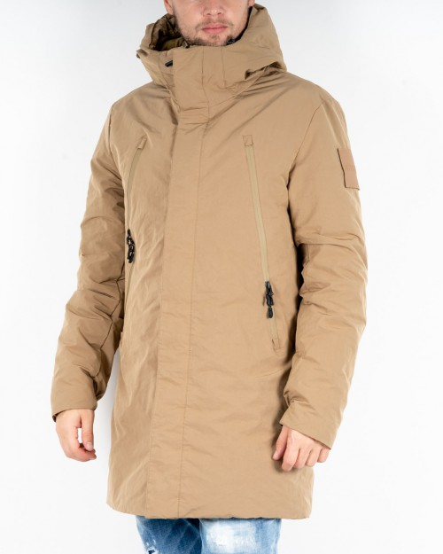 Parka OUTHERE 557-244 BROWN...