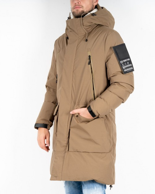 Parka OUTHERE 568-213 CAMEL