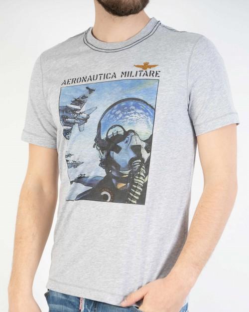 T-Shirt AERONAUTICA...