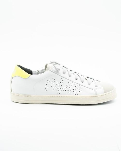 Sneaker P448 S21BJOHN WHI/GYEL