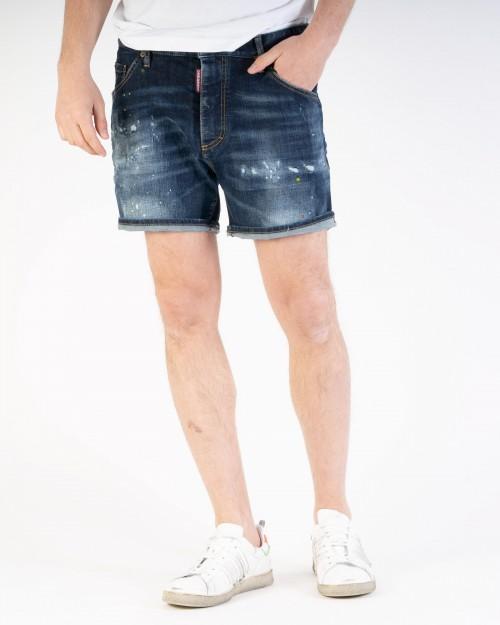 Denim shorts DSQUARED2...