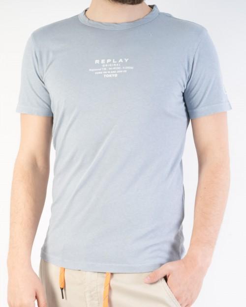 T-shirt M/C REPLAY...