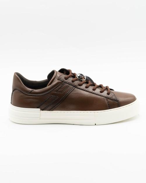 Sneaker HOGAN NAPA MARRÓ...
