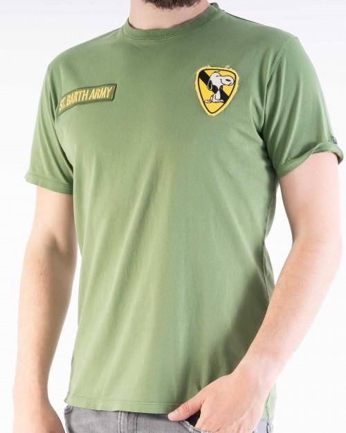 T-Shirt MC2 SAINT BARTH...