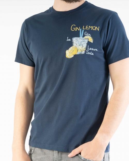 T-Shirt MC2 Saint Barth MAN...