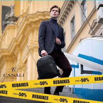 "REBAJAS REBAIXES SALES SALDI  ""Bussiness time""  CANALI a la botiga i a la nostra web de venda ""online"" www.casapujol.com . . . #canali #jacketstyle #sinforro #cashmere #luxurysartorial #rebajasinvierno #hasta50off #derebaixesonline #onsales  #bestbrandsshop #nuevoproyecto #ecommercebusiness #casapujolshoponline #yadisponible #aviatmésimillor #devolucionsincosto #bestbrandsshop #outlet #50percentoff"