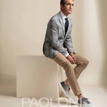 """VINTAGE WEEDINGS PAOLONI  YA! en nuestra tienda Monterols,37 REUS, te esperamos!, y también en nuestra tienda """"online"""" www.casapujol.com . . #softsuit #check #vintagestyle #bodasconencanto #estilodiferente #americanaypantalón #newarrivals #paolonistyle #doppiopetto #linoalgodon #tshirt #fashionstyle #casuallook #aprovechaahora #ss21collection  #bestbrandsshop #colorespastel #nuevoproyecto #ecommercebusiness #casapujolshoponline #yadisponible #aviatmésimillor #devolucionsincosto #bestbrandsshop #casapujolreus #italianstyle🇮🇹"""