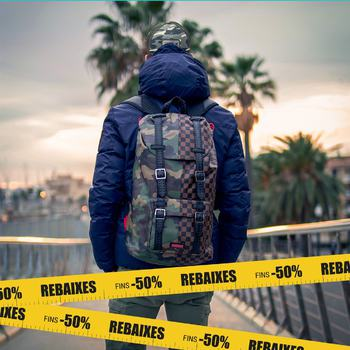 """REBAJAS REBAIXES SALES SALDI  SPRAYGROUND BAGS! Weekend time... a la botiga i a la nostra web de venda """"online"""" www.casapujol.com . . . #spraygroundbackpack #weekendtime #complementosdemoda #mochilasmolonas ##rebajasinvierno #hasta50off #derebaixesonline #onsales  #bestbrandsshop #nuevoproyecto #ecommercebusiness #casapujolshoponline #yadisponible #aviatmésimillor #devolucionsincosto #bestbrandsshop #outlet #50percentoff"""